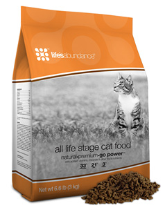 Life's Abundance Premium Health Food For Cats