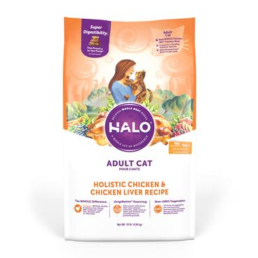Halo Or Natural Balance Cat Food