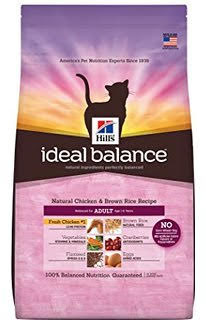 Hill's Science Diet Nature's Best Chicken and Brown Rice Adult Cat Formula - dry cat food containing corn gluten meal