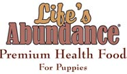 Lifes Abundance Weight Loss Dog Food Logo