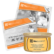 Cat Food Samples