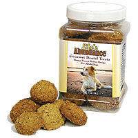 Lifes Abundance Dental Treats lg National Pet Dental Month 15% OFF SALE