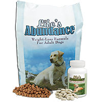 Life's Abundance Weight-Loss Formula for Adult Dogs - Life's Abundance Dog And Cat Food & Healthy Products For You!