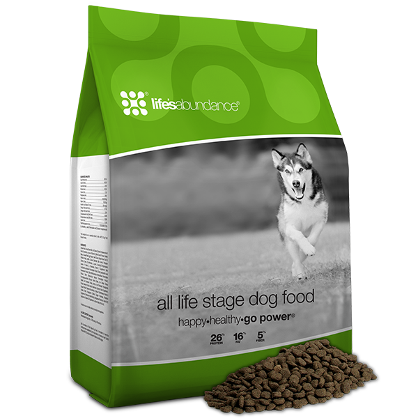 All Stage Dog Food