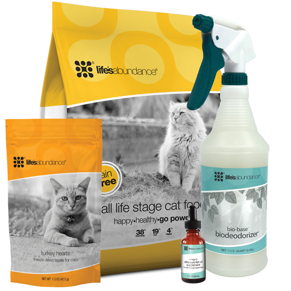 Healthy Start Pack For Cats Grain Free