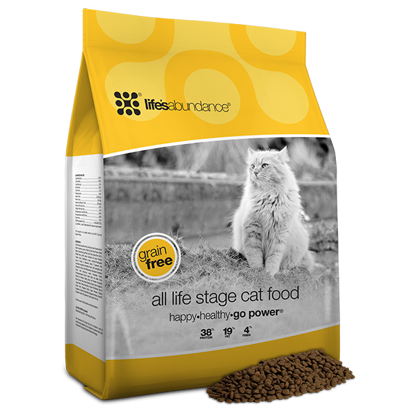 All Life Stage Cat Food Grain Free