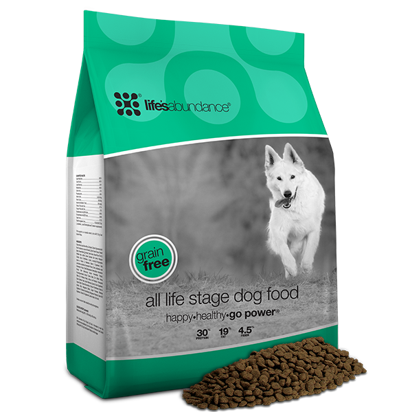 All Life Stage Dog Food Grain Free