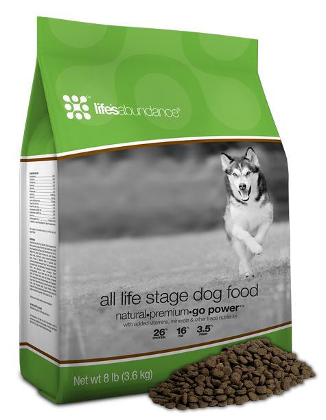 Life's Abundance Dry Dog Food