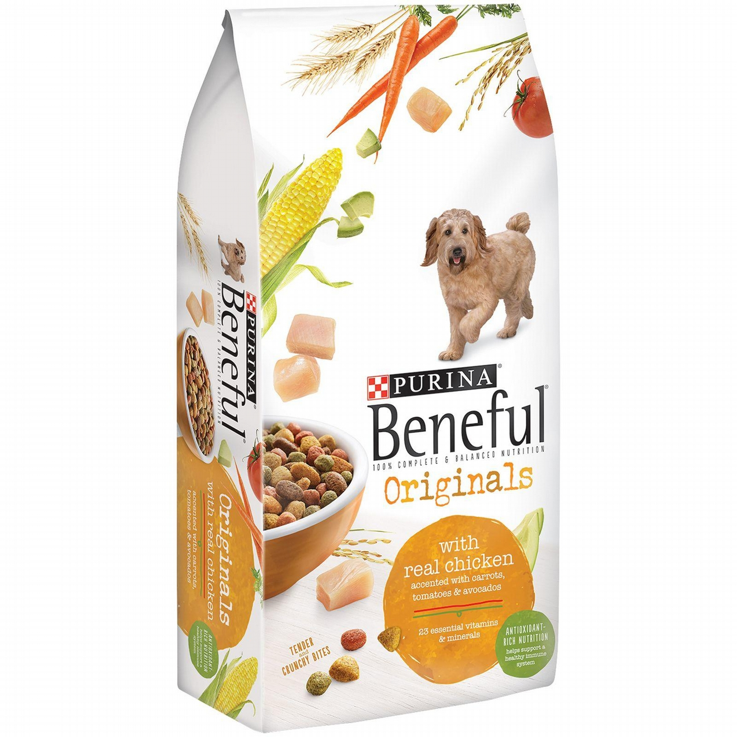 Treat your dog's wild side with protein-rich treats made with real meat or poultry as the #1 ingredient. Purina ONE True Instinct Bites Dog Treats Small, protein-rich bites that will drive your dog wild from treat time to training time and any time in-between.
