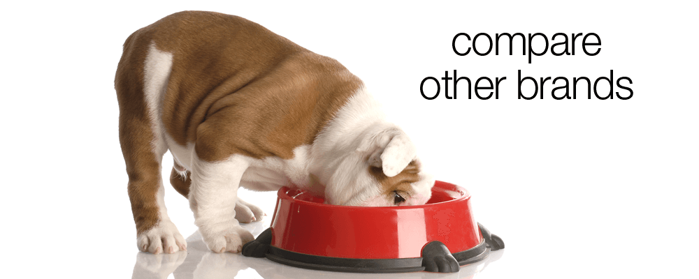 Dog Food Comparison Life S Abundance Vs Taste Of The Wild