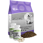Life's Abundance Large Breed Puppy Daily Nutrition System