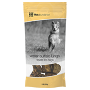 Life's Abundance Buffalo Lungs for Dogs