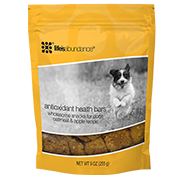 Life's Abundance Antioxidant Health Bars for Dogs