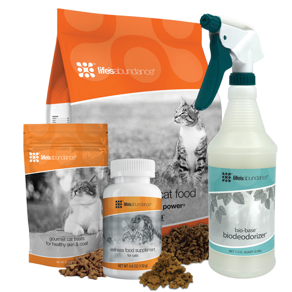 Life's Abundance Cat Healthy Start Pack