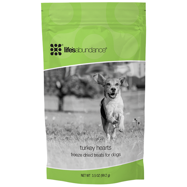 Life's Abundance Turkey Freeze-Dried Dog Treats